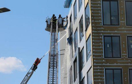 תחזוקה של מערכות גילוי וכיבוי אש בבניין